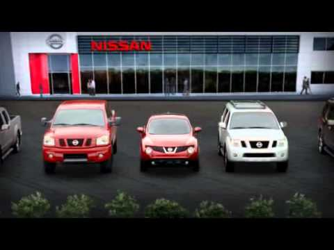 Nissan - Now - Holiday Green