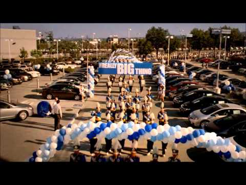 Honda - Really Big Thing - Marching Band