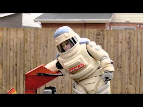 Illinois Lottery - Cash For Life - Protective Suit