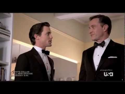 USA Network - White Collar - Promo - The Dentist of Detroit