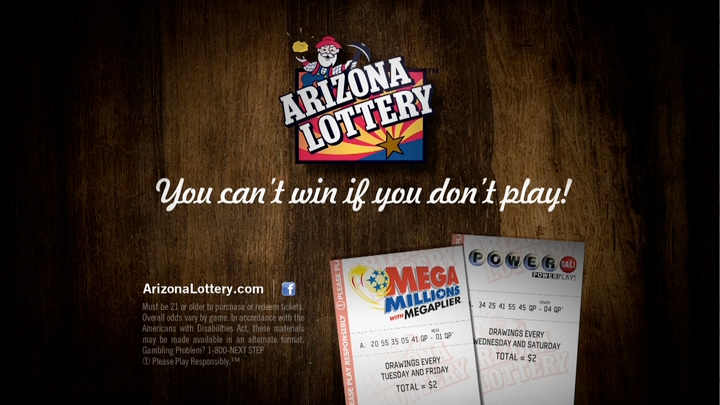 Arizona Lottery - Wonderful Ranch