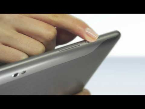 Samsung Galaxy Tablet How-To Video - Initial Set-Up