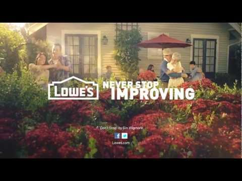 Lowe's - Don't Stop
