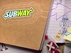 Subway - Back to School: Notebook