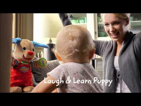 Fisher Price - Laugh & Learn Dance & Play Puppy - Made For Each Other