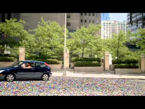 Illinois Lottery - Marbles