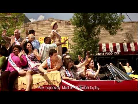 Illinois Lottery - Parade