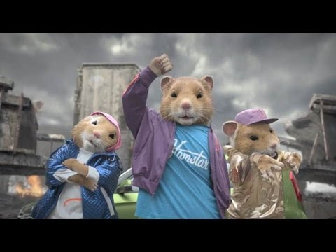 Kia Soul - Hamster - Party Rock Anthem