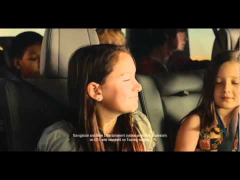 Honda Pilot - Road Trip - Crazy Train