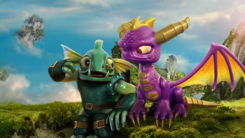 Activision - Skylanders: Spyro's Adventure - Menace