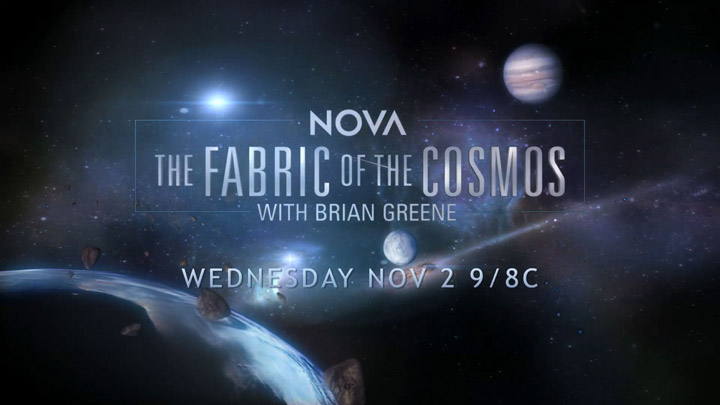 PBS - Nova's Fabric of the Cosmos