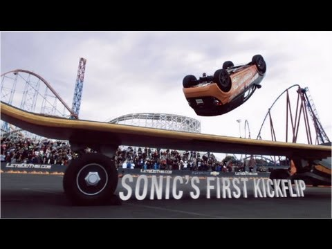 Chevy Sonic - Stunt Anthem