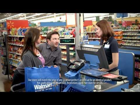 Walmart - Low Price Guarantee - Suddenly I See