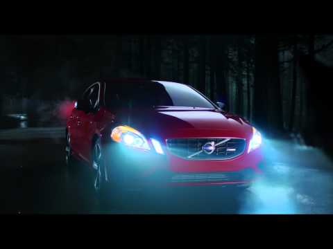 Volvo S60 R-Design - Little Red