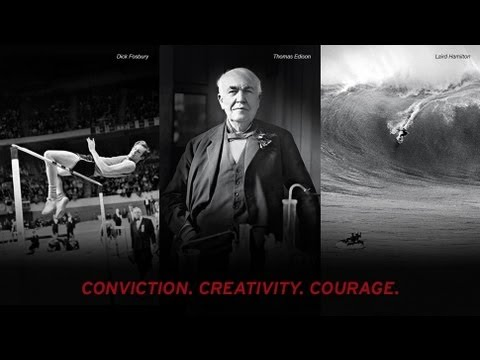 Mazda - Conviction. Creativity. Courage
